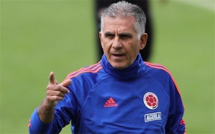 حکم اخراج کارلوس کی روش از تیم ملی کلمبیا آماده شد