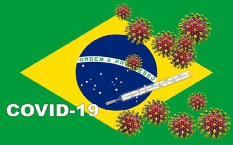 ثبت بیش از هزار فوتی جدید در برزیل بر اثر کرونا