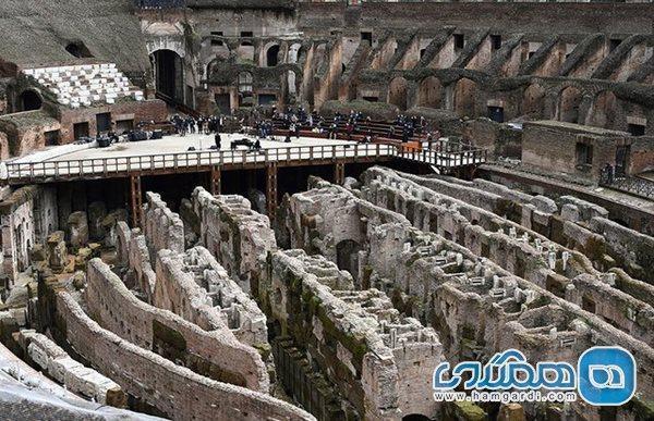اعلام بازگشت بازدیدکنندگان به تماشاخانه تاریخی ایتالیا