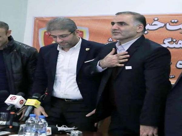 خبرنگاران مدیریت باشگاه فوتبال شهرخودرو تغییر کرد