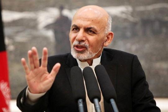 اشرف غنی: طالبان در کشتار مردم بی گناه دست دارد