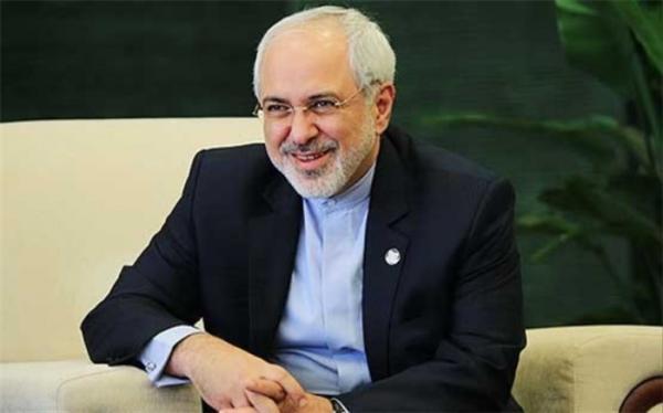 ظریف: دیپلماسی فعال ایران به پیشرفت ادامه می دهد