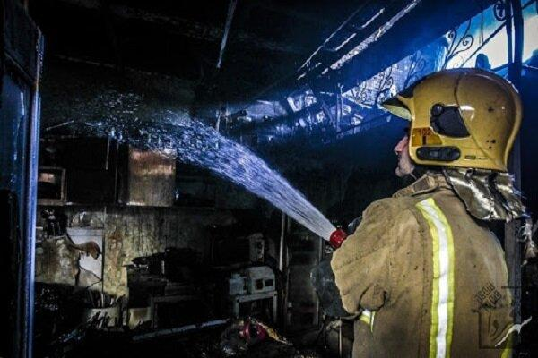 انفجار گاز شهری در پاکدشت ، حبس 8 نفر زیرآوار