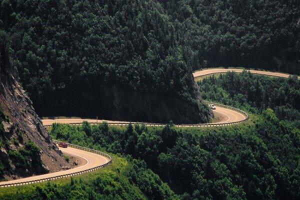 جاده های جنگلی اکوسیستم هیرکانی را تهدید می نماید، بار کشاورزی بر دوش منابع طبیعی است