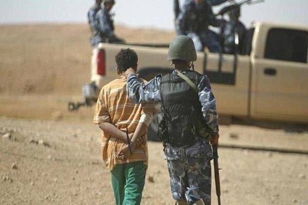 بازداشت 3 داعشی در موصل