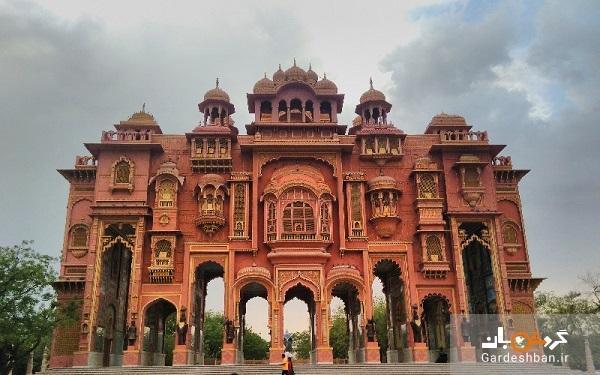 باغ جواهر سیرکل جیپور؛عظیم ترین پارک مدور آسیا