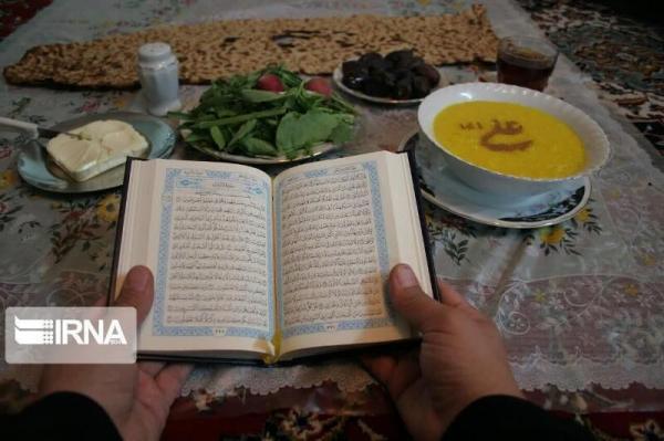 خبرنگاران توصیه های تغذیه ای برای روزه داران در شبکه شاد البرز