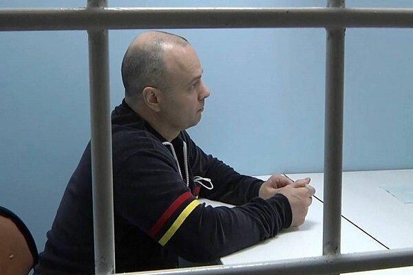 روسیه جاسوس اوکراینی را به 10 سال حبس محکوم کرد