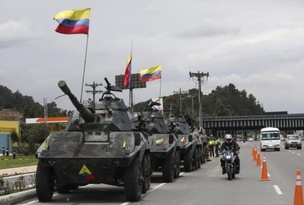 هشدار سازمان ملل، اتحادیه اروپا و آمریکا درباره تداوم خشونت ها در کلمبیا