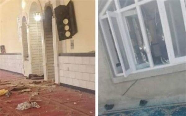 12 شهید در حادثه انفجار در مراسم نماز آدینه کابل