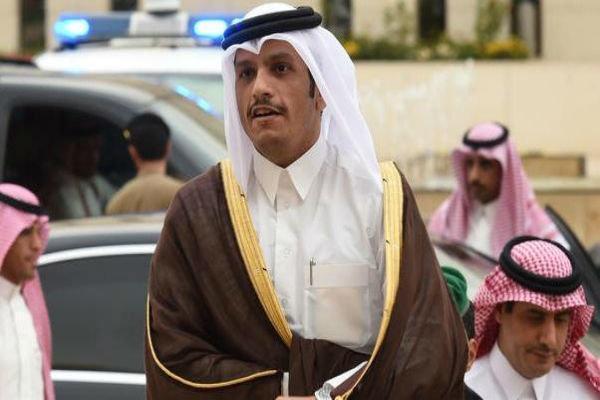وزیرخارجه قطر: از موضع ولیعهد سعودی در قبال ایران استقبال می کنیم
