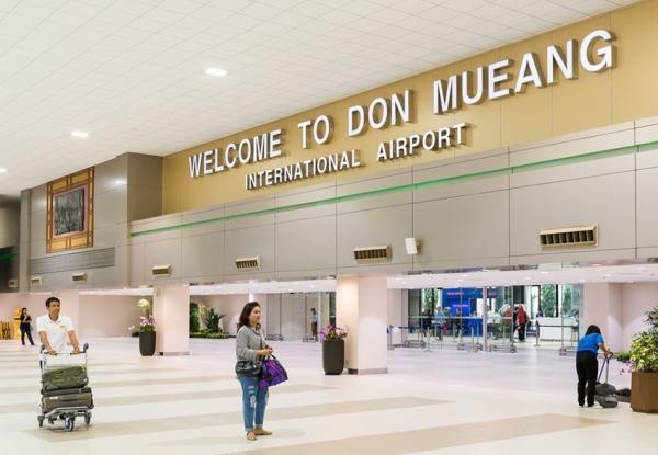 آشنایی با فرودگاه های تایلند و قوانین آنها ، عکس