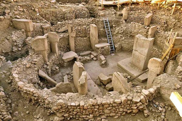 محوطه های باستان شناسی معروف ترکیه