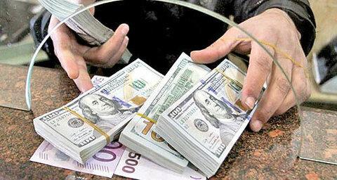 قیمت دلار امروز سه شنبه 1400، 4، 1