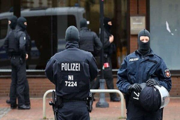 بازداشت یک تبعه روس به اتهام جاسوسی در آلمان
