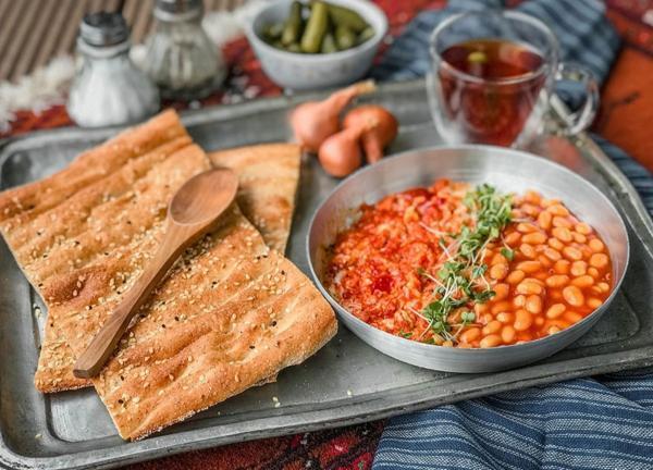 طرز تهیه املت لوبیا شاپوری، صبحانه خوشمزه گیلانی