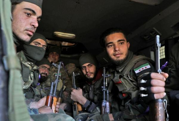 ترکیه اینبار تروریست ها را به افغانستان اعزام کرد!