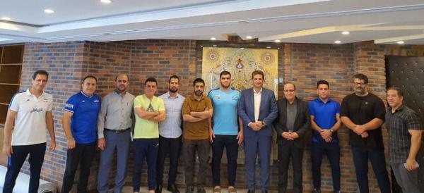 اهدای پاداش دلاری به خوزستانی های تیم ملی کشتی فرنگی پیش از المپیک