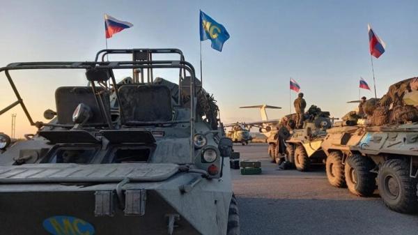 صلح بانان روسی در مرز ارمنستان و آذربایجان مستقر می شوند