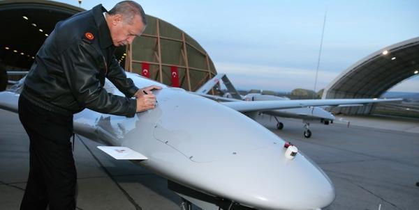 عربستان سعودی سه فروند پهپاد نظامی از ترکیه خریداری کرد