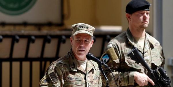 ژنرال آمریکایی درباره احتمال وقوع جنگ داخلی در افغانستان هشدار داد