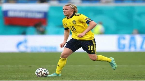 فورسبرگ: در بازی با تیم فوتبال لهستان، کمی شانس با تیم ما یار بود