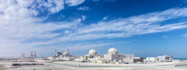 راه اندازی واحد دوم نیروگاه اتمی امارات