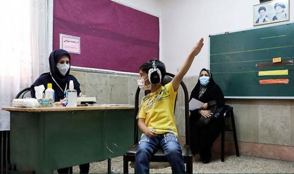 نوبت گیری 96 درصد نوآموزان بدو ورود به دبستان در سنجش سلامت