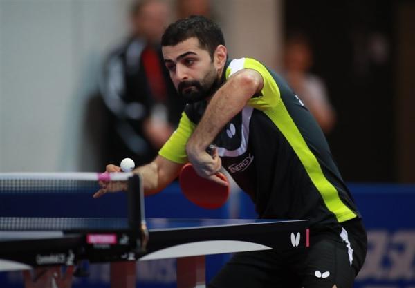 تور ارزان قطر: تنیس روی میز قهرمانی آسیا، حذف نوشاد عالمیان و انتها کار نمایندگان ایران در قطر