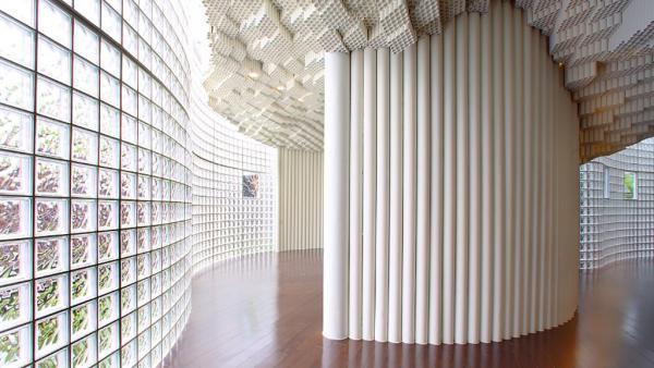 مقاله: کاربرد بلوک شیشه ای در ساختمان چیست؟
